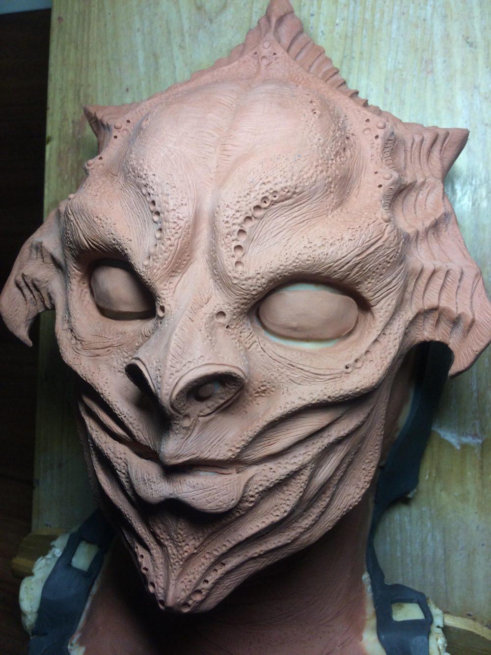 SFX prosthetic make-up