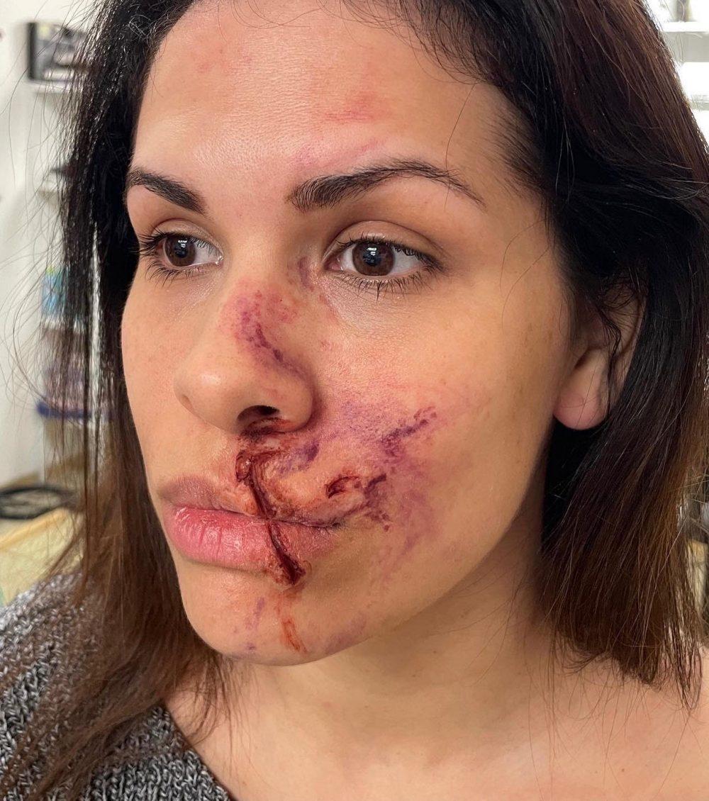 SFX make-up Slovensko